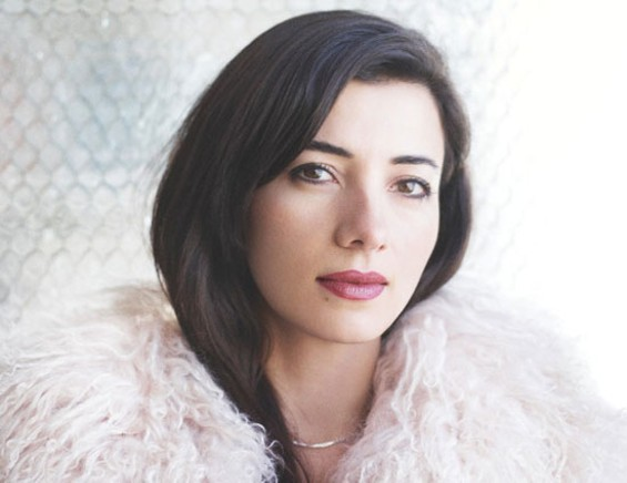 Veronica Vasicka plays The Lab this Saturday.