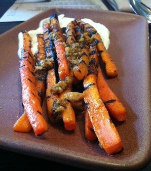 Vesta's grilled carrots are far more than a humble side. - YELP/CAROLINE H.