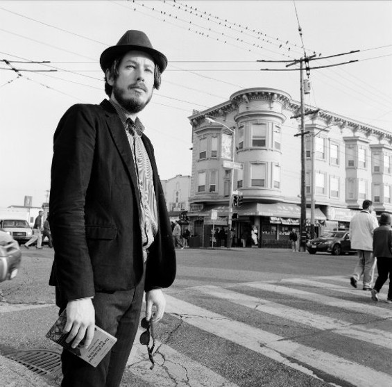 Vetiver's Andy Cabic - ALISSA ANDERSON