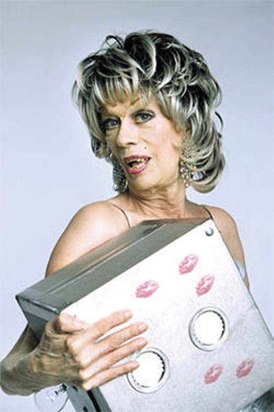 Vicki Marlane was SF Weekly's Best Drag Queen of 2009.