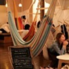 Hammock Cafe to Sway Over to the Mission