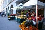 Ferry Plaza Saturday Farmers' Market