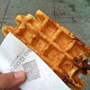 Waffle Mania Lands a Stand. Problem One Solved