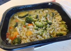 Walgreens' DeLish! (brand) barley with vegetables. - JONATHAN KAUFFMAN