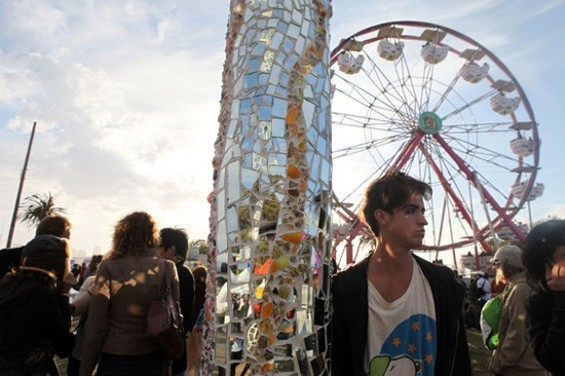 Wanna know who to catch at Treasure Island 2012? We've got you covered. - JOSEPH SCHELL