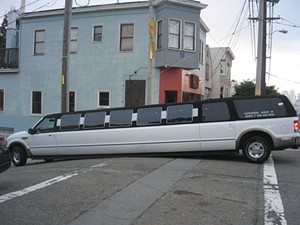 Wanted: 6 parking spaces in San Francisco - FLICKR/OJBYRNE