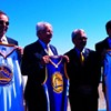 """Warriors, City Make Stadium Plans Official -- But """"Nothing"""" in Writing Yet"""
