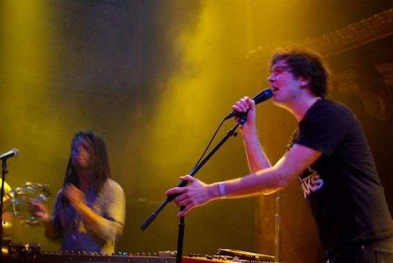 Washed Out at Great American Music Hall Saturday night.