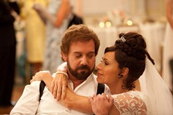 Wastrel youth and rich vixen: Paul Giamatti and Minnie Driver.