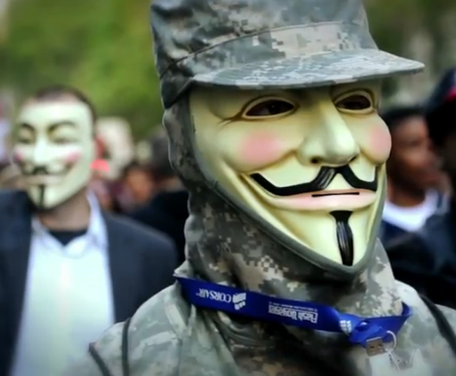 We Are Legion: The Story of the Hacktivists: A documentary about the radical online community known as Anonymous. Through Jan. 3 at the Roxie Theater.