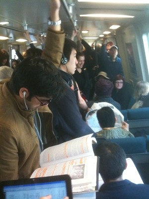 We'd give this train ride two heads