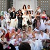 "Wedding Dress-Clad ""Brides of March"" Descend On Union Square Saturday"