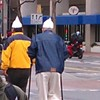 Tinfoil Hat Duo Graces San Francisco