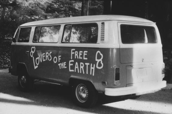 What a groovy van - EVERETT COLLECTION/SHUTTERSTOCK
