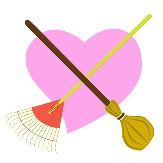 What better gift than the gift of mop? - AUDREY FUKUMAN
