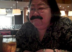 What could Rose Pak possibly do with 20,000 mustaches?