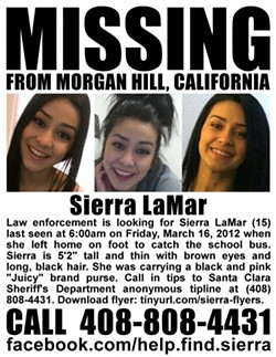 What happened to Sierra?