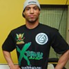 David Douglas, MMA Fighter, Uses Medical Cannabis
