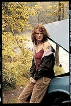 ABBOT  GENSER - What's Under Her Hood?: Nicole Kidman as - the damaged Faunia Farley.