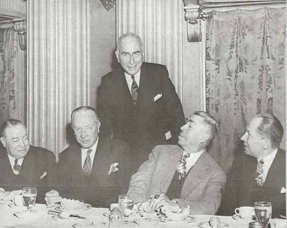 When Hearst was still smiling