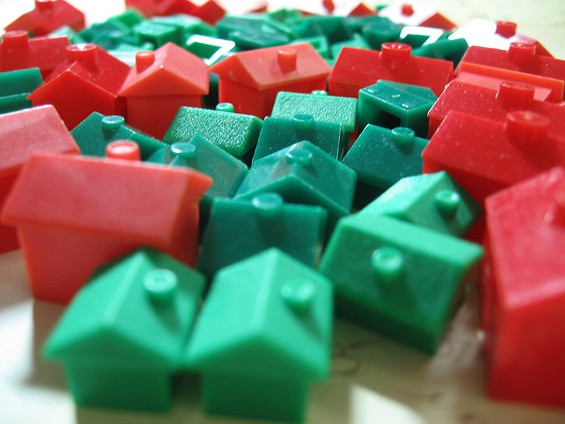When it comes to quelling housing development, there's the law and there's the law...