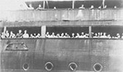 Where did they go? Holocaust Museum researchers track down passengers of the ill-fated St. Louis.