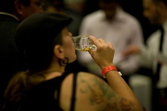 WhiskyWeek events celebrate everybody's favorite brown spirit. - THIRSTYCACTUS/FLICKR