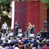 Live Review: Thee Oh Sees, Real Estate, and a Bunch of Cool Kids Relax in the Redwoods at the Woodsist Festival