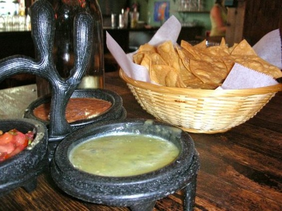 Who can resist free chips? - LINDSAY M./YELP