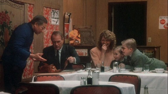Who doesn't want to spend the holidays re-enacting scenes from A Christmas Story?
