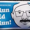 Run, Ed, Run Attorney Stephen Kaufman Is Also Joanna Rees' Attorney