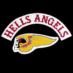 Who would be stupid enough to mess with the Hells Angels?