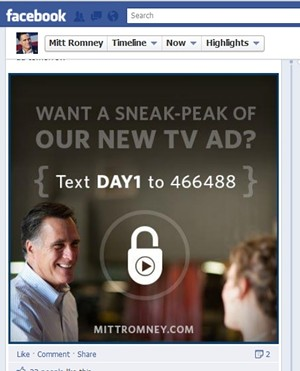 Whose turn is it to wear the dunce cap over there at the Romney HQ?