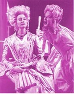 KEVIN  BERNE - Wigs or Meringues? Frothy costumes are most of the fun in Molière's masterpiece.