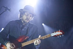 JOSEPH SCHELL - Wilco dazzled the Warfield