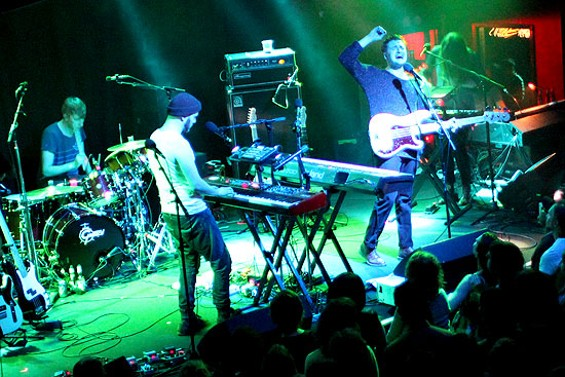 Wild Beasts at The Independent  - ERIN BROWNER