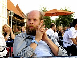 JESSE FISCHLER - Will Oldham as Bonnie as Will.