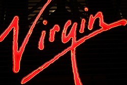 Will the last Virgin please turn out the neon lights? - PARGON