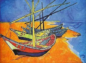 Will the latest report take the wind out of the city's sails? - VINCENT VAN GOGH