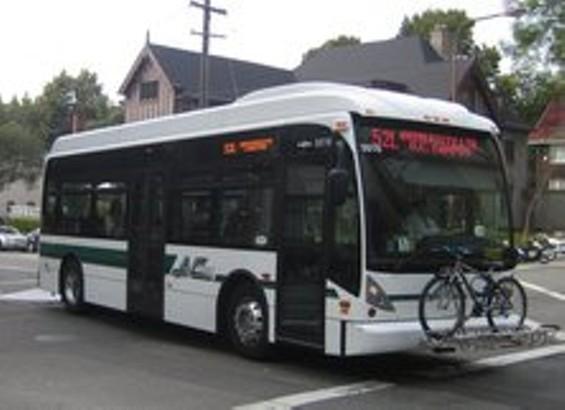Will this bus head across the Bay Bridge, too? - LENSOVET