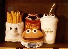 Will we hear from them during public comment? How about the Fry Guys?