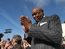 MIKE KOOZMIN - Willie Brown thanks God for his sartorial sense. He is known to worship at Wilkes Bashford.