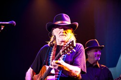 Willie Nelson at the Fillmore