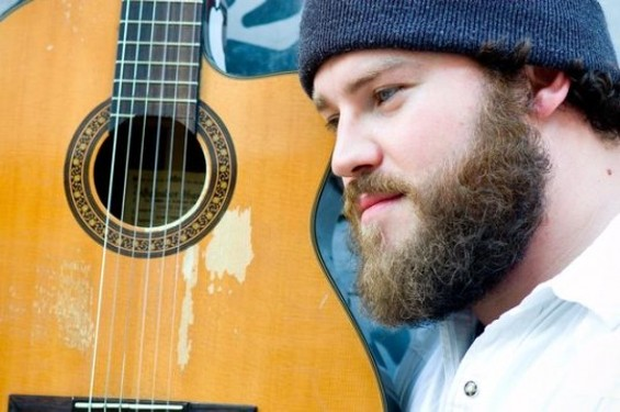 With a beard and no Stetson, Zac Brown looks like a country artist that SF could get behind.