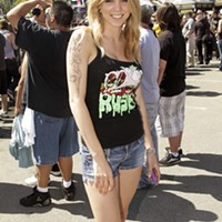Women of Metal at Mayhem Festival