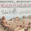 <i>Bay Guardian</i> Isn't So Progressive When It Comes to Getting Naked