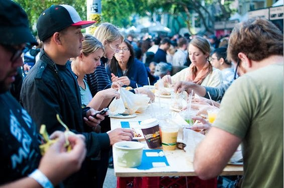 Workshop on new rules regulating street food. See Fri., Feb. 25. - CHRIS MACARTHUR