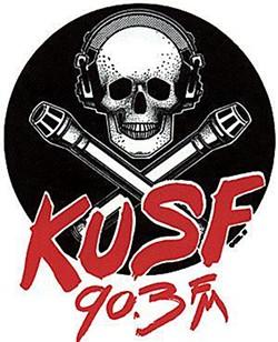 World ends, KUSF returns — good deal.