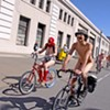 World Naked Bike Ride Offers the Chance to Get Off Your (Bare) Butt and Make a Statement