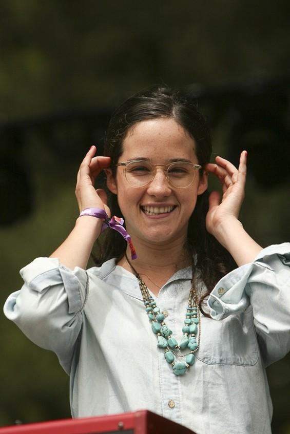 Ximena Sarinana - CHRISTOPHER VICTORIO